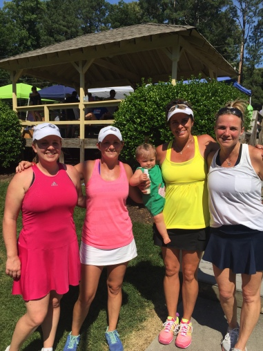 2017 Finalists Womens Open